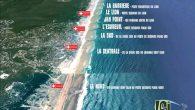 Lacanau, située en région Nouvelle-Aquitaine dans le département de la Gironde, est une station balnéaire propice au surf. La Nord, […]